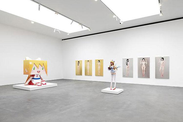 takashi-murakami-at-gagosian-gallery-2