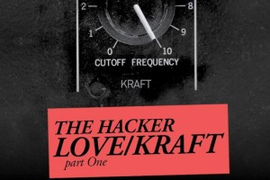 THE HACKER- LOVEKRAFT - release party - cover