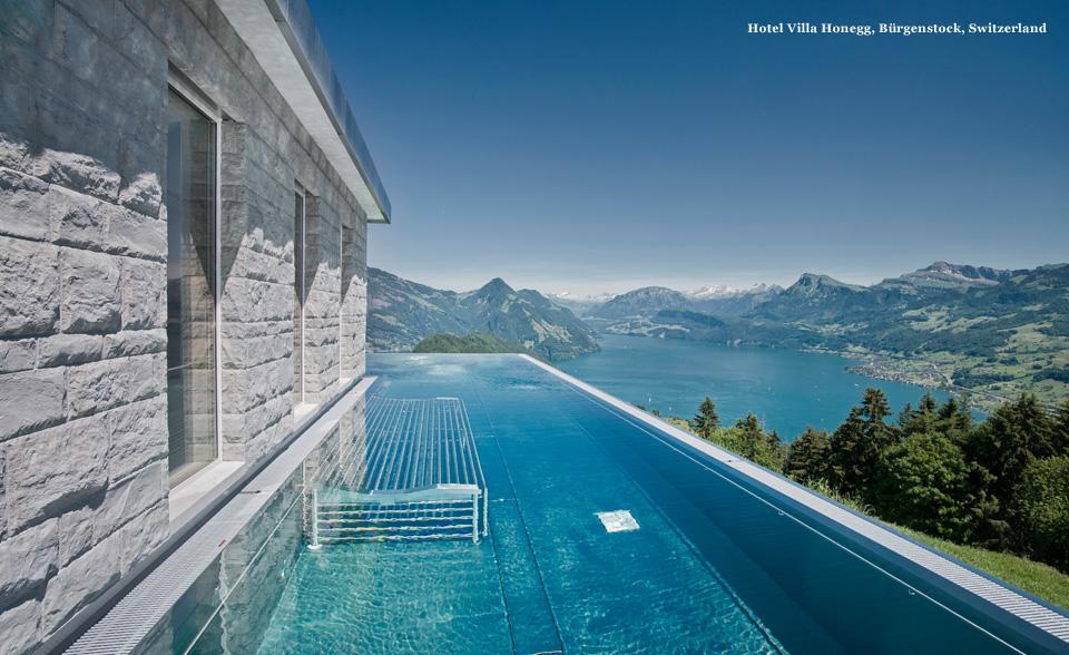Villa-Honegg-Bürgenstock-suisse-pool