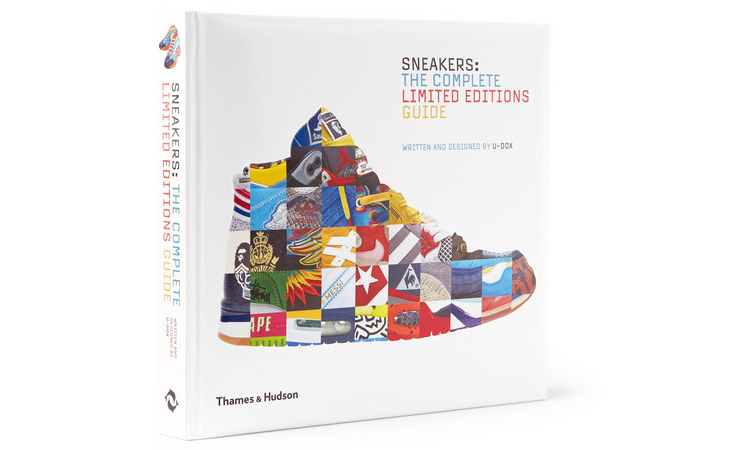 Thames & Hudson - Sneakers: The Complete Limited Editions guide