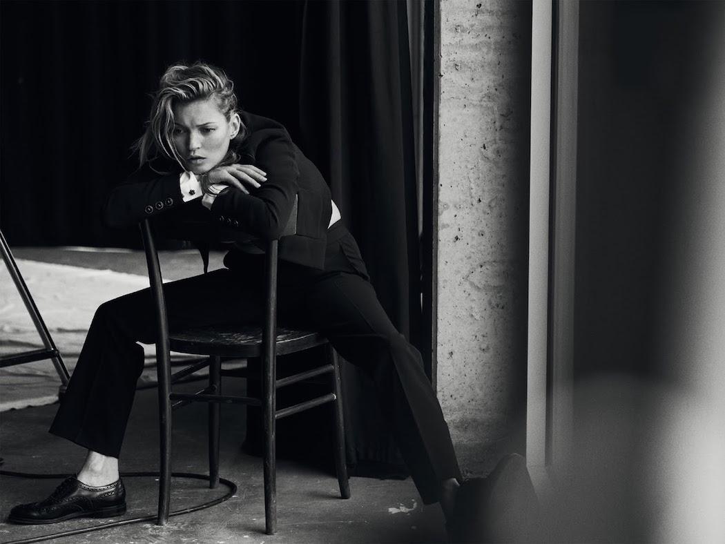 Peter Lindbergh Kate Moss