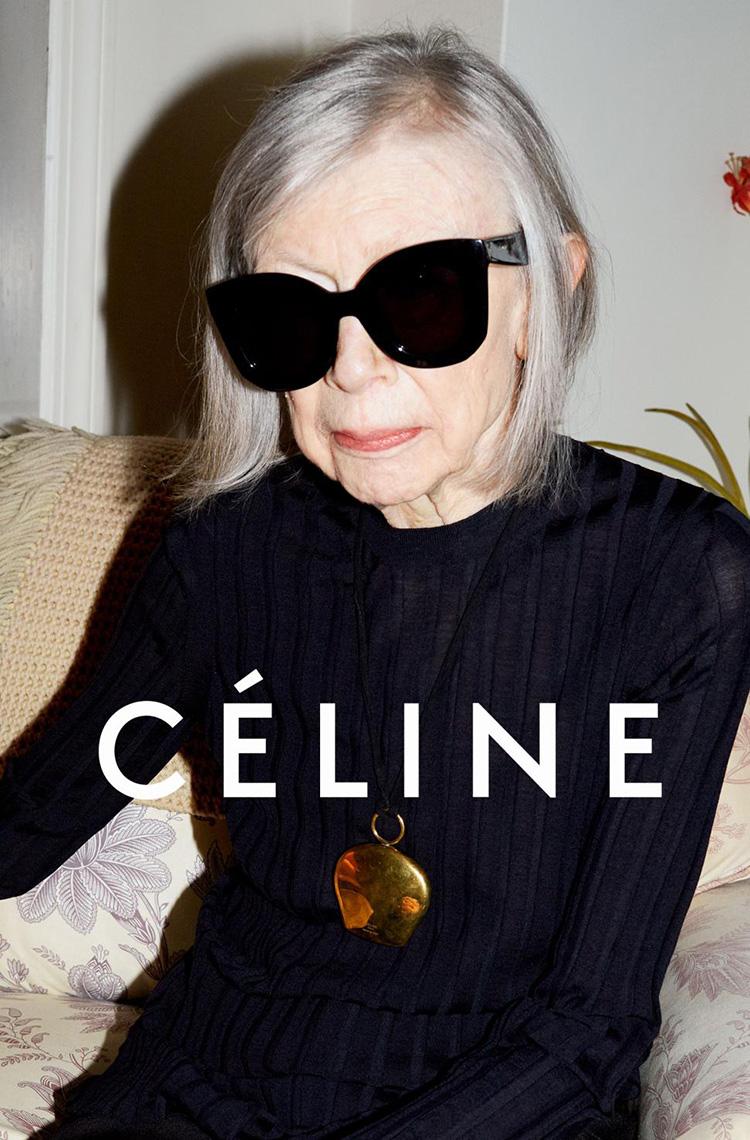 joan-Didion -Celine-spring-summer-2015-campaign