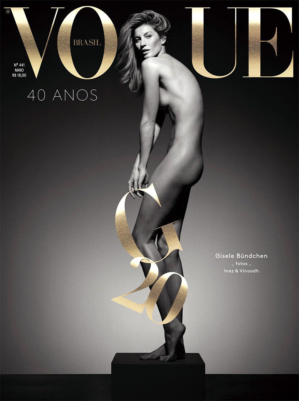 gisele bundchen 40 ans vogue bresil brazil zee nunes may 2015 cover birthday