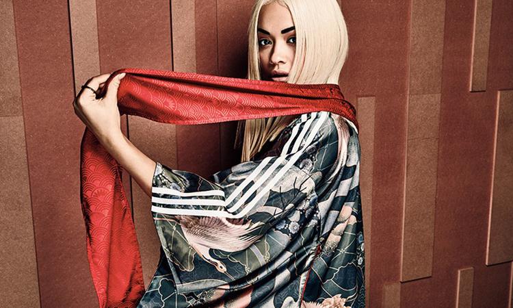 Rita Ora x adidas Originals : Asian Arena