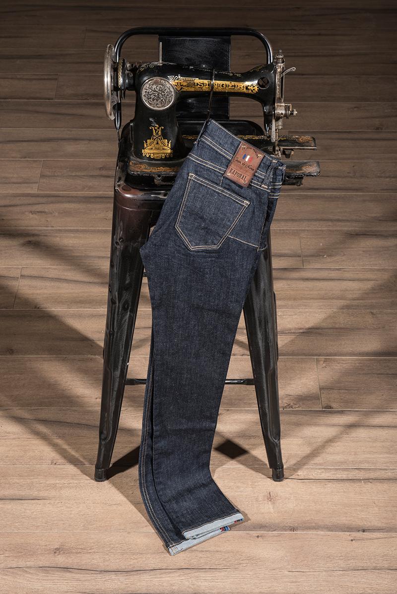 Jean de Nîmes : le jean 'Made In France' par Kaporal