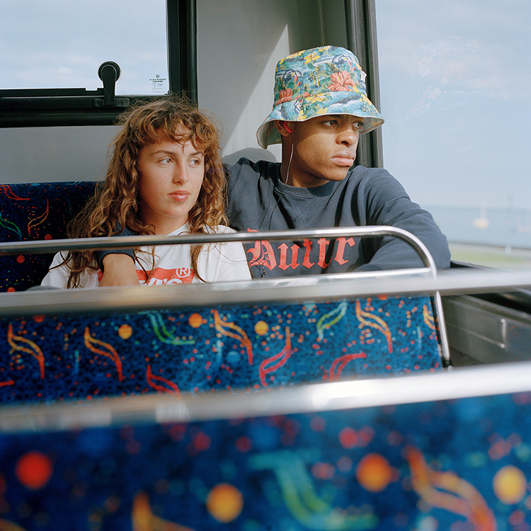 Bus Couple, 2014 on folkr