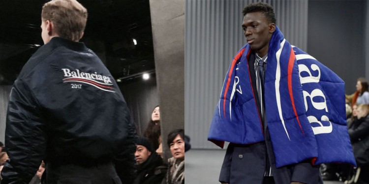 balenciaga anti trump - Folkr