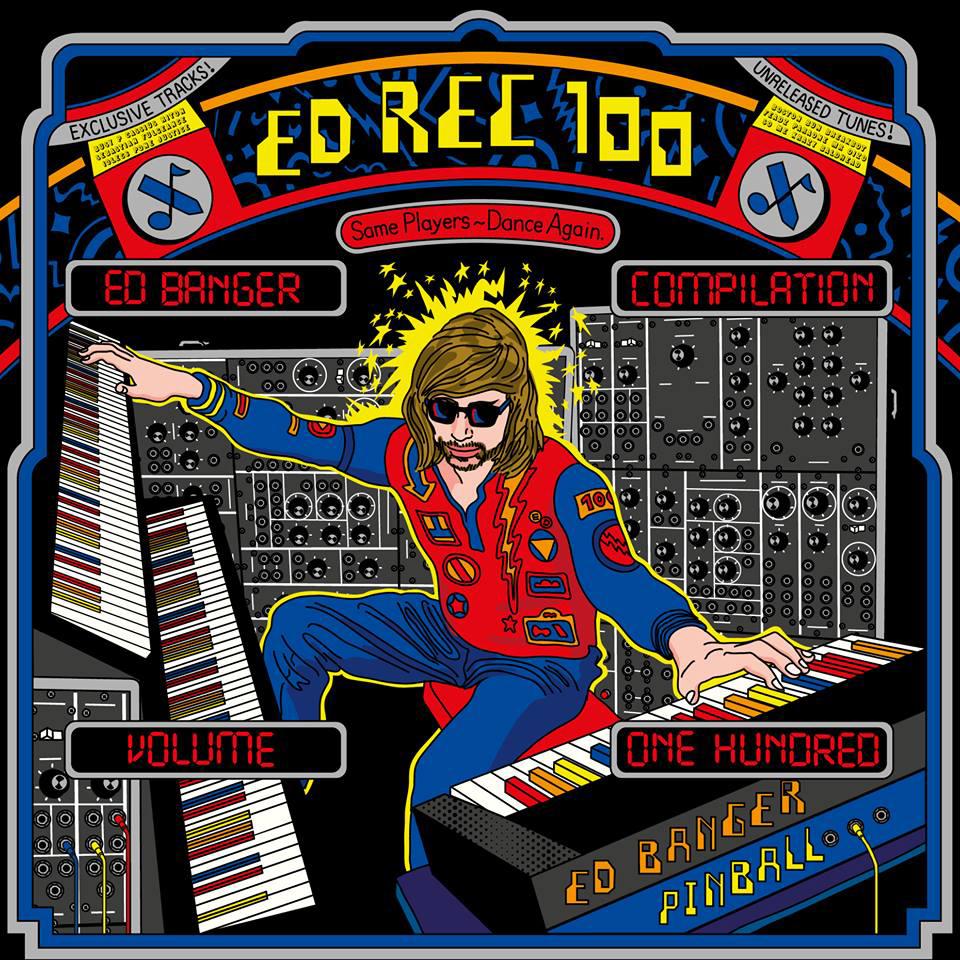 ed-banger-compilation-ed-rec-100-Ed Banger-2017-folkr