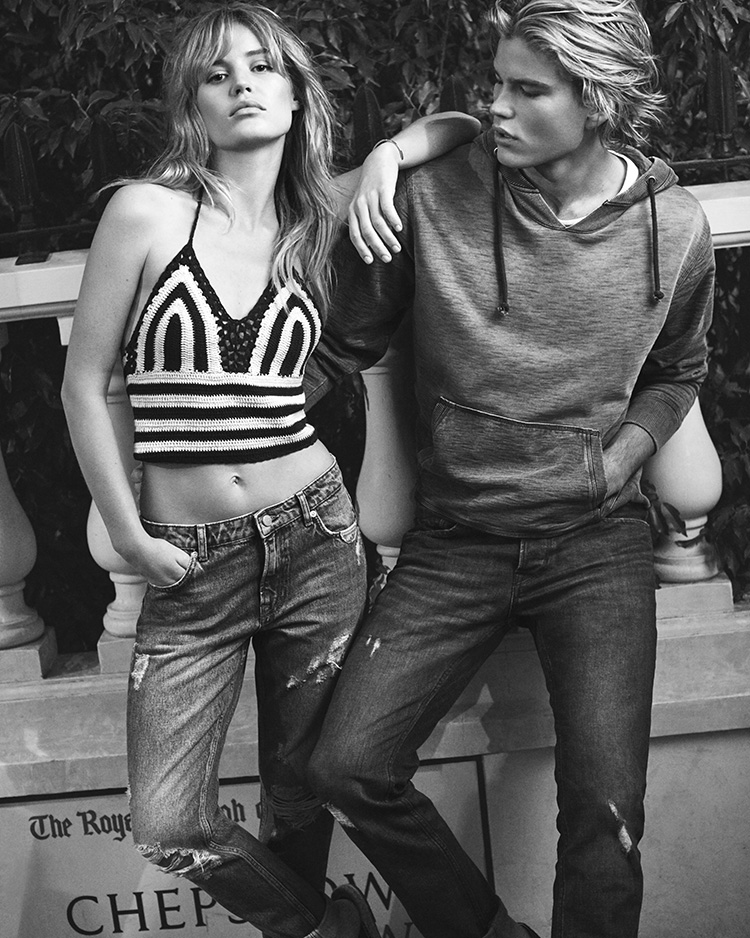 pepe-jeans-new-campain-ss-2017-walk-this-way-Georgia -May-Jagger-Jordan-Barrett-folkr-06