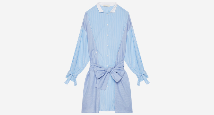 robe-chemise-maje