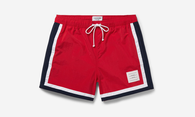 thom-browne-mid-length-stripe-trimmed-swim-shorts-380-euros-folkr