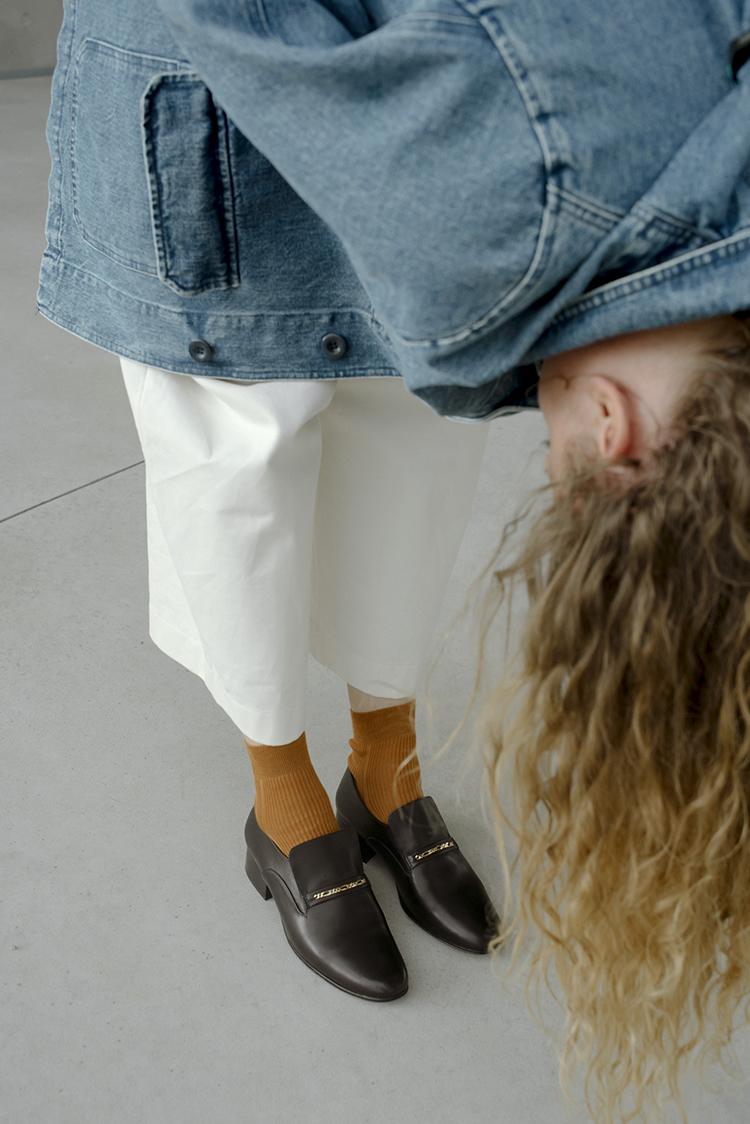 code promo choisir le dernier nouveau authentique Anne Thomas se met à la chaussure
