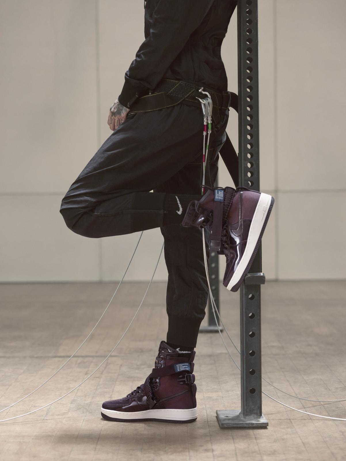 FemaleQuand La Femme Is The Force Célèbre Nike erxdCoB