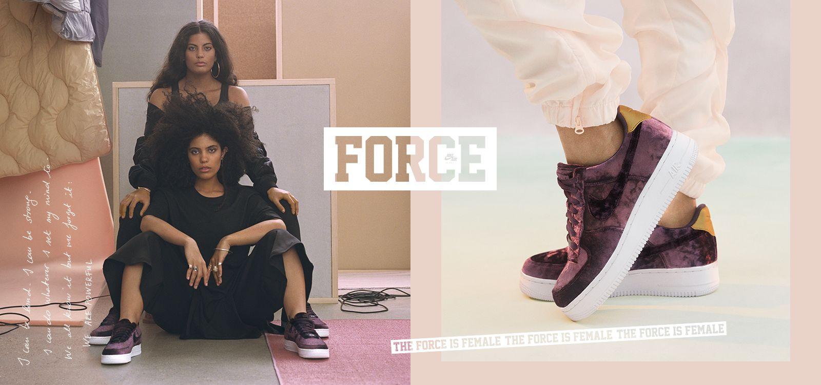 Is FemaleQuand Célèbre Force The La Femme Nike WEDH2e9YIb