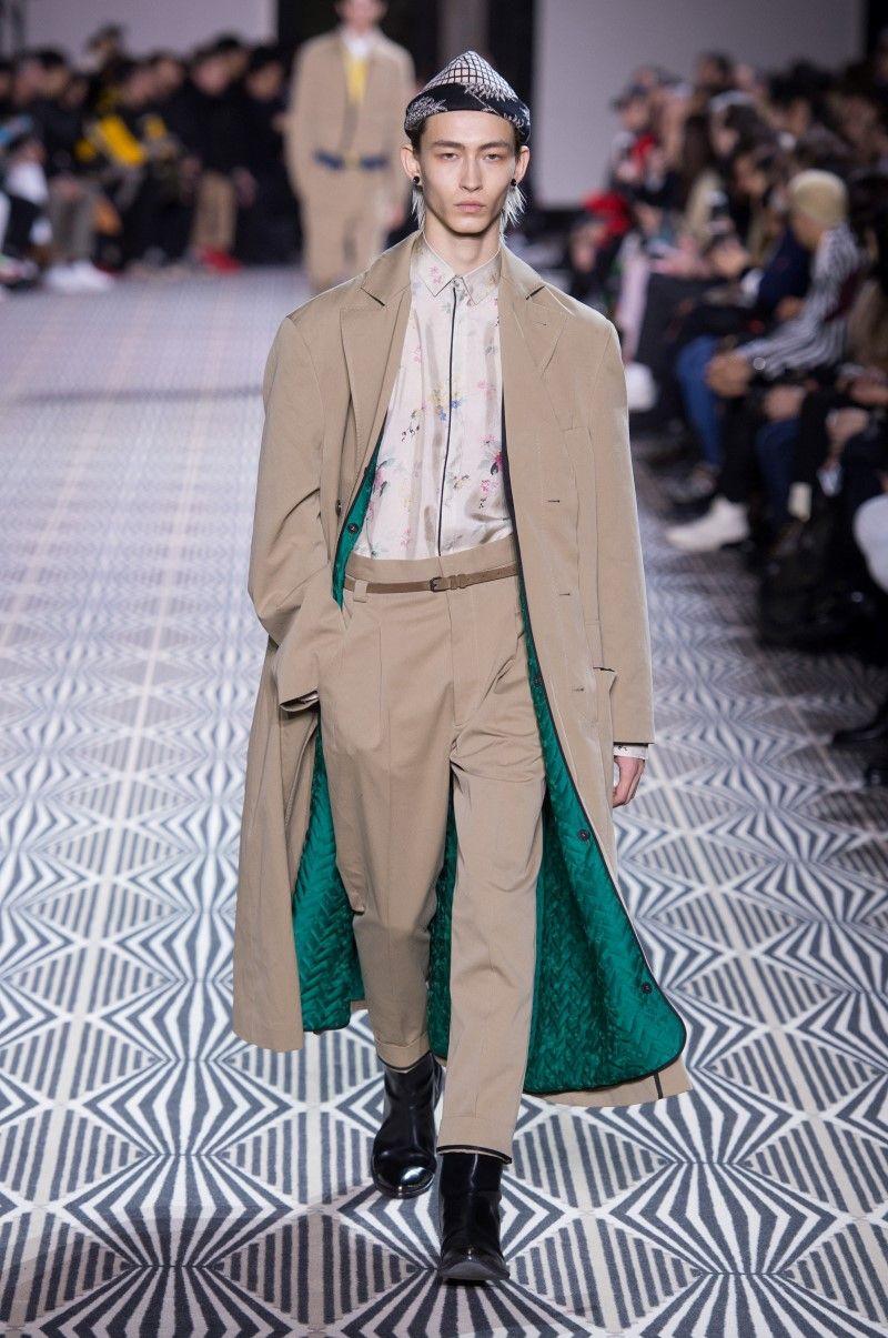 Les défilés   le meilleur de la Fashion Week Homme automne-hiver ... f4998a1aeee