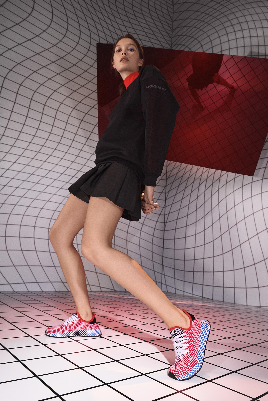 adidas Originals présente sa nouvelle silhouette : Deerupt