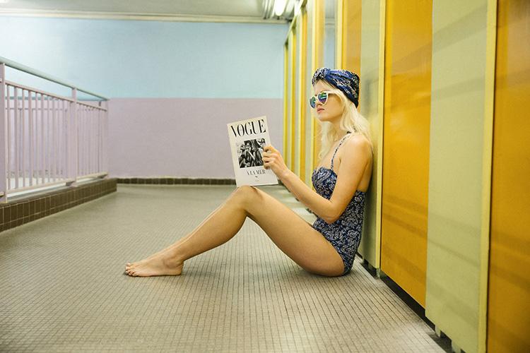 Albertine et Tara Jarmon - SS18 - swimwear - folkr (2)