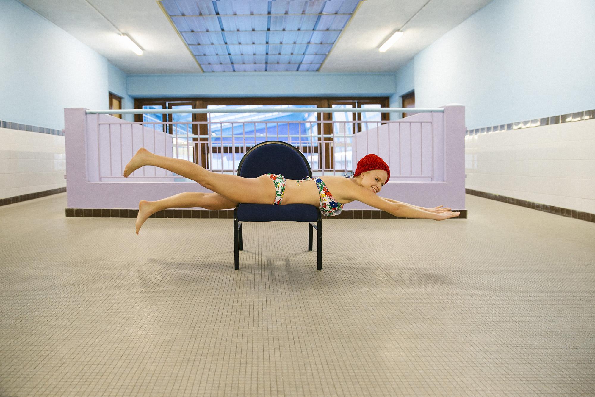 Albertine et Tara Jarmon - SS18 - swimwear - folkr