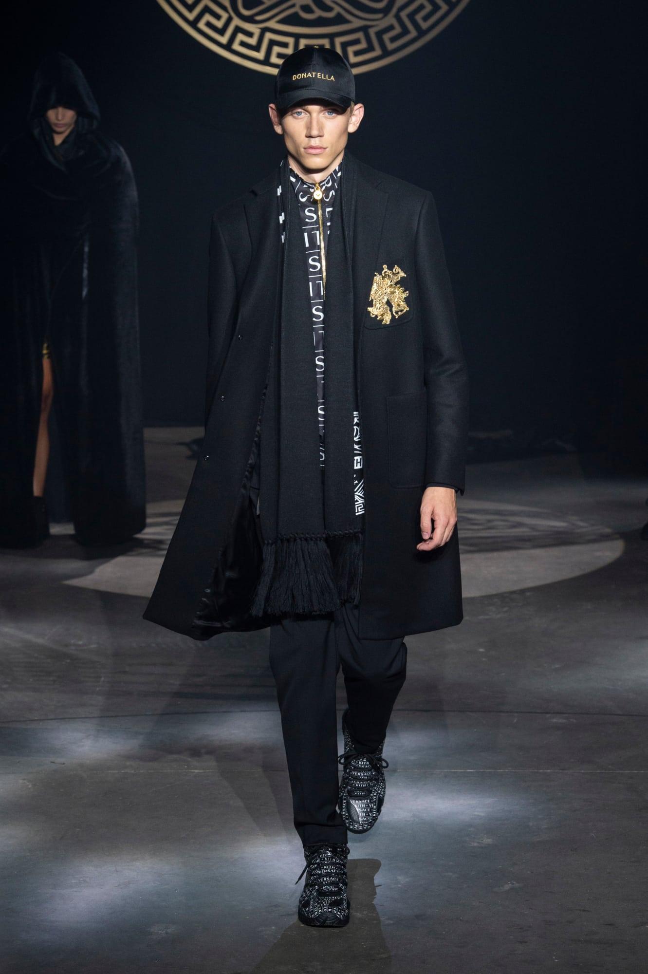 Kith X Versace Une Collaboration Sous Le Signe De La Mduse