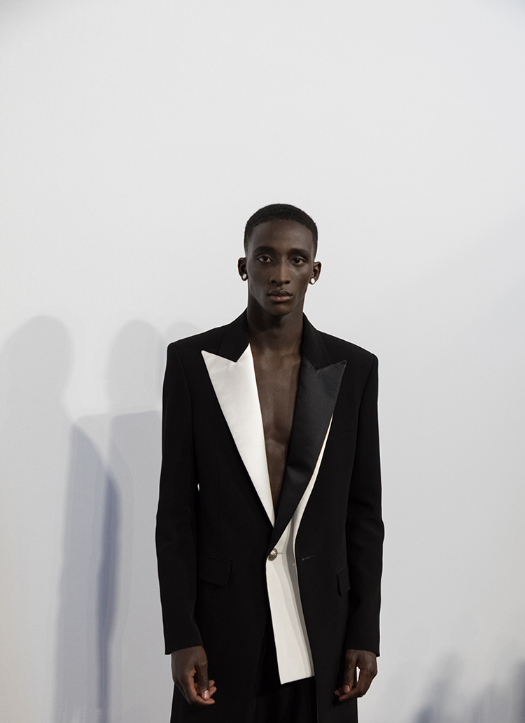 los angeles how to buy stable quality backstage-defile-balmain-homme-printemps-ete-2020-folkr-37 ...